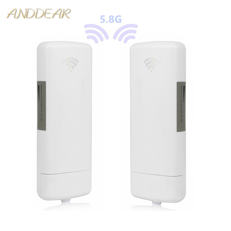 9344 9331 3-5km Chipset WIFI Repeater CPE Long Range 300Mbps5.8G Outdoor AP Router  AP Bridge Client Router Repeater