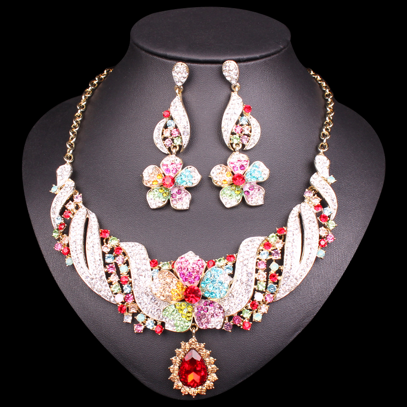 Bridal Jewelry Indian Wedding: Aliexpress.com : Buy Fashion Indian Bridal Jewelry Sets