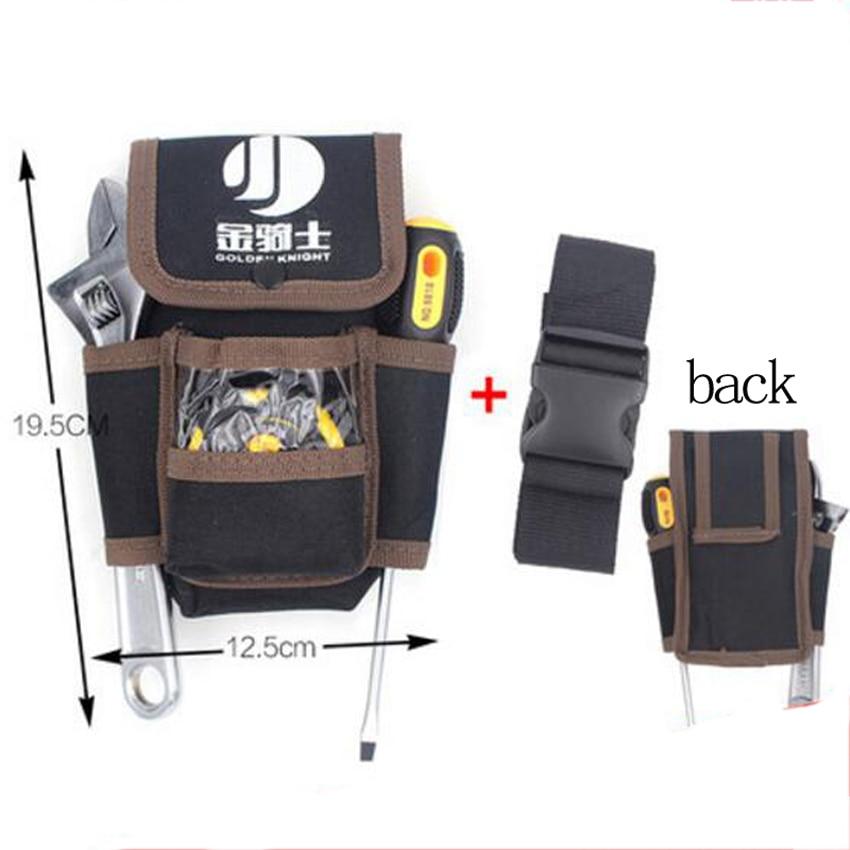 Daugiafunkcinis elektriko įrankių krepšys, atsparus vandeniui - Įrankių laikymas - Nuotrauka 5