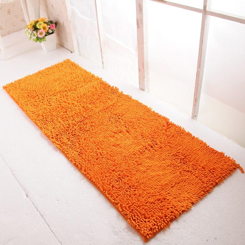 40X100cm 15quotx39quot Microfiber Area Rug For Kitchen Machine Washable Carpet Living