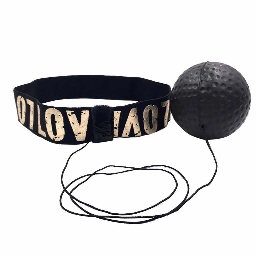 2020 New Boxing Punch Exercise Fight Ball Reaction Reflex Ball Hott Portable Fitness Equipment Training Balls Gift for Friend