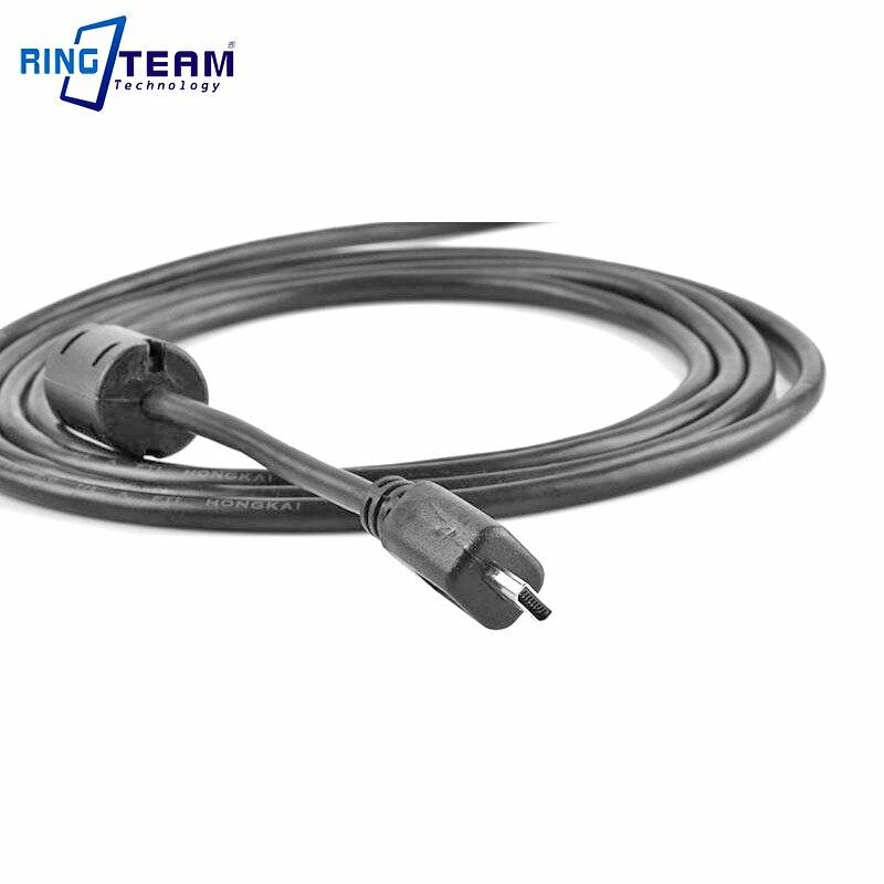 3.3ft USB Data Sync Cable Cable Para Cámara Fujifilm Finepix F750 EXR JX550 JZ100