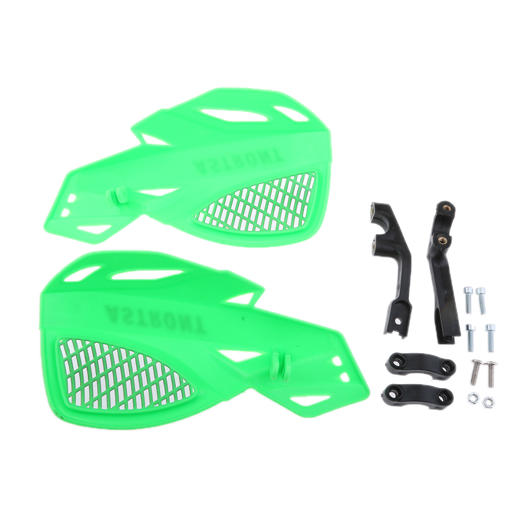 Motorcycle 7/8'' Handlebar Hand Guards Protector ATV Bike Motocross Sturdy Durable Rational Fashionable Design