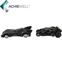 Free Shipping Batman Cars No146 148 Batman Batmobile 4th Car Diecast Metal Car Model Toy 2pcs