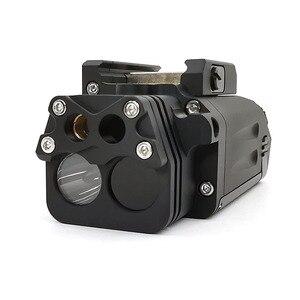 Image 4 - SOTAC GEAR טקטי נשק DBAL PL IR לייזר/IR אור/Strobe/אדום לייזר & 400 Lumens לבן אור רובים פנס