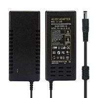 30 шт. 12 В CCTV lC питание с волновой фильтр AC 110 220 к DC 6A светодиодный трансформатор для светодиодные ленты контроллер