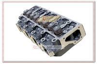 909 111 TD27 TD27T TD27-T Completo Conjunto Da Cabeça Do Cilindro ASSY Para Nissan Pathfinder Mistral Terrano 86-2.7L injector hole = M24
