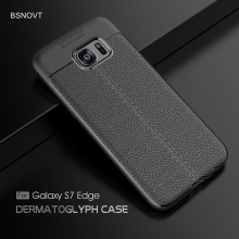 купить For Samsung Galaxy S7 Edge Case G9350 Silicone Shockproof Bumper Case For Samsung Galaxy S7 Edge Cover For Samsung S7 Edge Case онлайн
