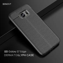 sFor Samsung Galaxy S7 Edge Case Silicone Shockproof Bumper Case For Samsung Galaxy S7 Edge Cover For Samsung S7 Edge Case G9350 аксессуар чехол накладка для samsung galaxy s7 edge gecko silicone black s geska sam s7 edge bl
