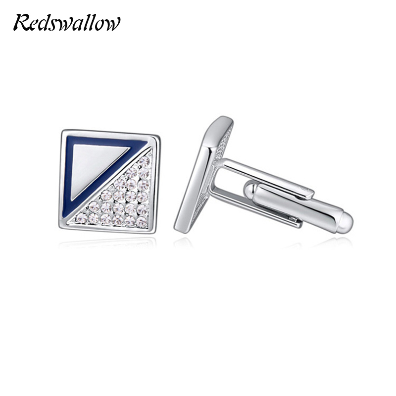 62e15957102c82 ᗜ LjഃCufflinks for mens Crystal cuff links french classics men s ...