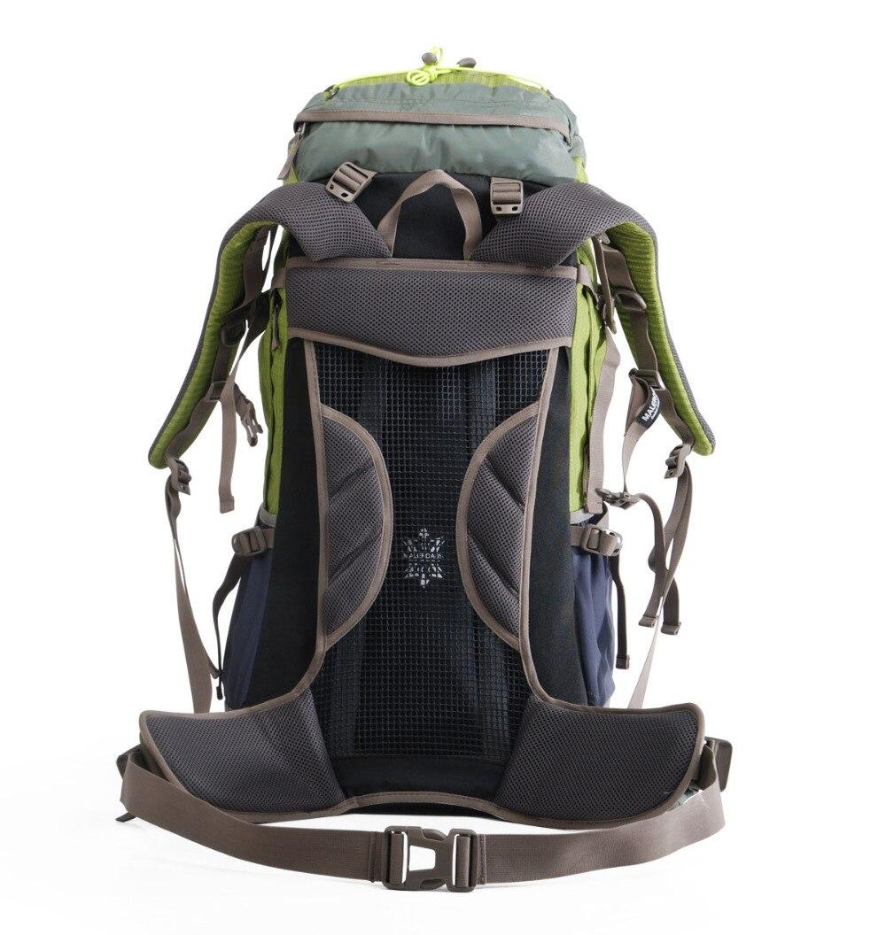 Maleroads haute qualité professionnel escalade sac à dos voyage sac à dos Trekking sac à dos Camp équipement randonnée Gear 50L 60L hommes femmes - 3