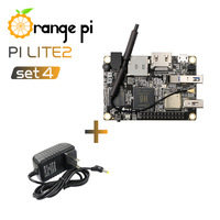 Orange Pi Lite2 SET4: OPI Lite2 & Power Supply