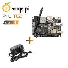 Orange Pi Lite2 SET4: OPI Lite2 وإمدادات الطاقة