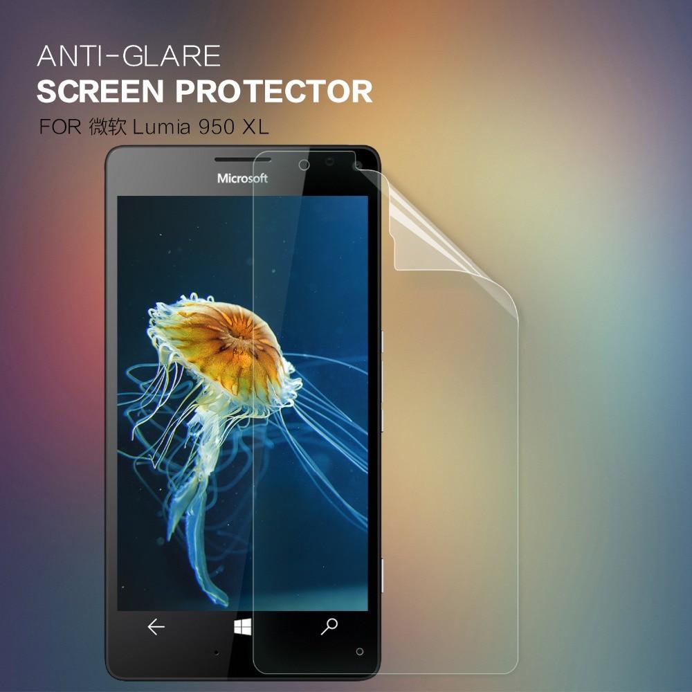①2 unids/lote protector de pantalla para Microsoft Lumia 950XL ...