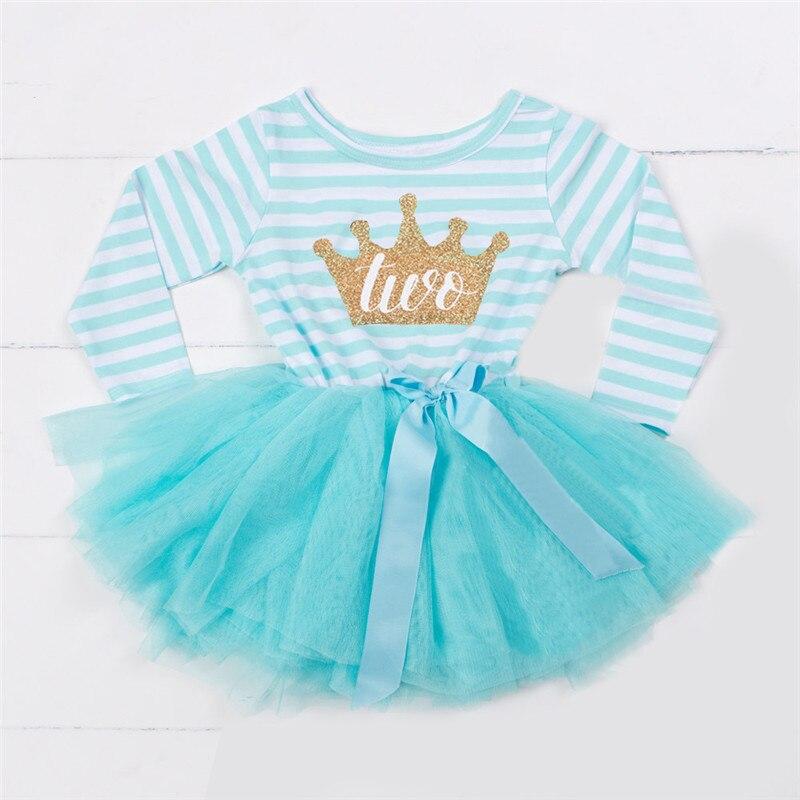 Baby Dresses Princess Boutique Girl Party Dress Children