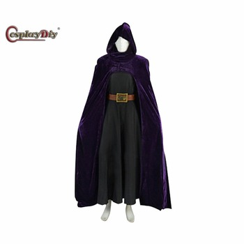 Cosplaydiy Barriss Cosplay Costume Adult Halloween Cosplay Clothes Custom Made D0708 image