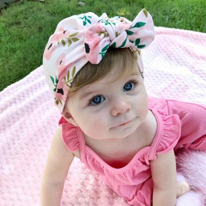 Elmo Black Flower Baby//Toddler//Girl Headband
