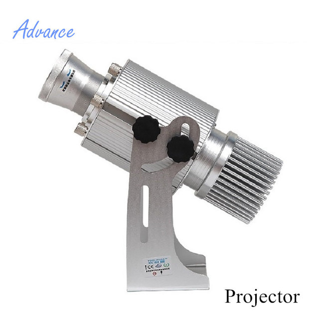 Gobo Projector Logo Projector Outdoor Waterproof IP65 20W 30W 40W 80W Spinning Laser Pointer Disco Stage Light Party Pattern