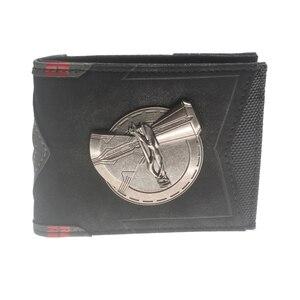 Avengers Bi-Fold Men Wallet Wo
