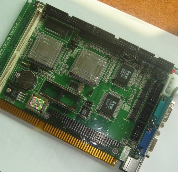 все цены на AAEON SBC-357 half-size CPU card with ISA,386Sx онлайн