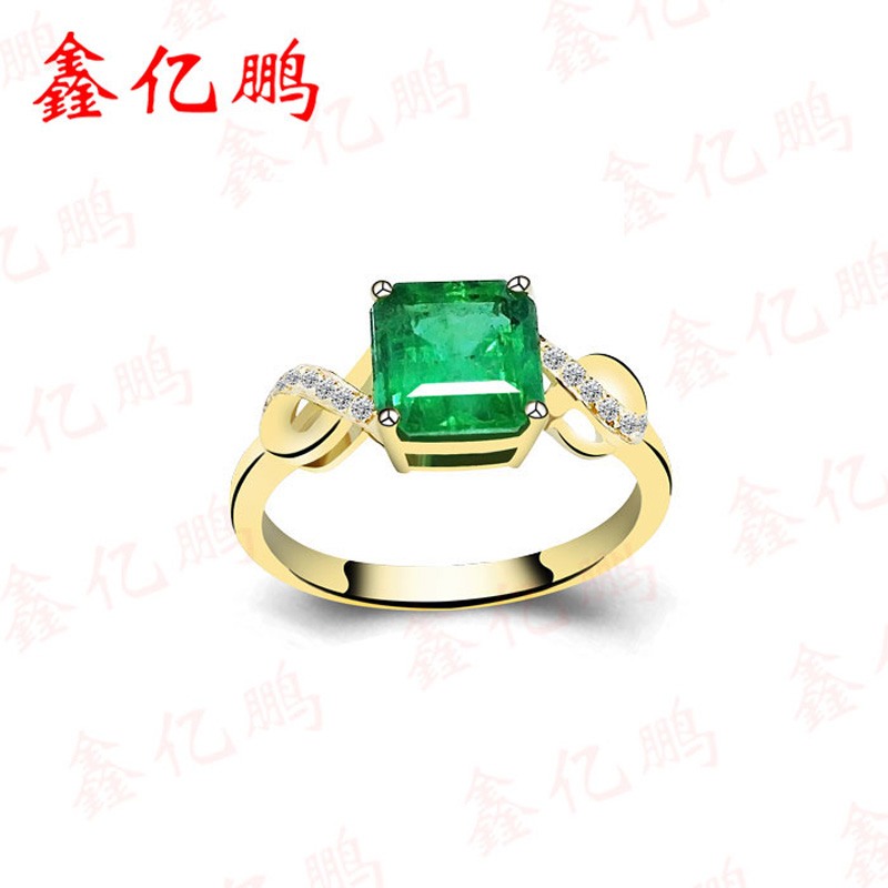 xin-yi-peng-18-fontbk-b-font-fontbyellow-b-font-fontbgold-b-font-inlaid-natural-emerald-ring-the-wom