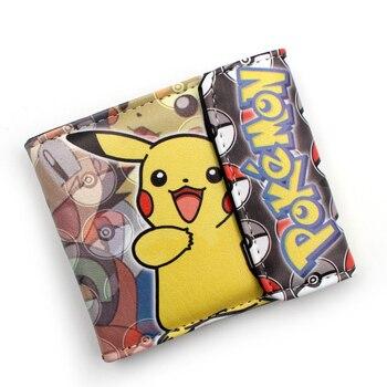 Collection Portefeuille Porte monnaie Pokemon