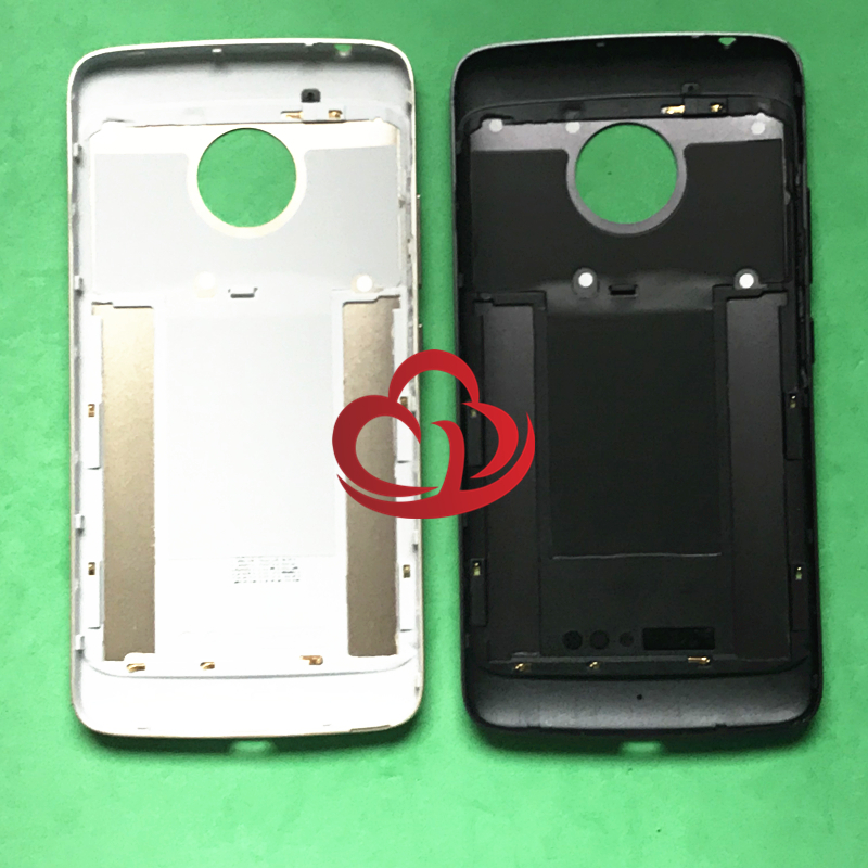 Image 2 - 10pcs Back Battery Cover Housing For Motorola Moto G5 XT1685 1672 1670 1671 Rear cover-in Mobile Phone Housings & Frames from Cellphones & Telecommunications