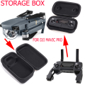Transmitter & Drone Body Hardshell Storage Box for DJI Mavic Pro Protection with Gift DJI Accessories Spare Part