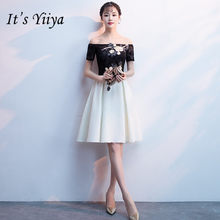 65a2aa0f427b4 Short Black and White Dresses Formal Promotion-Shop for Promotional ...