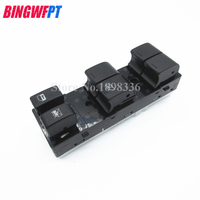 25401 JE20A 25401JE20A Power Window Lifter Regulator Master Control Switch For Nissan Qashqai Prcmake