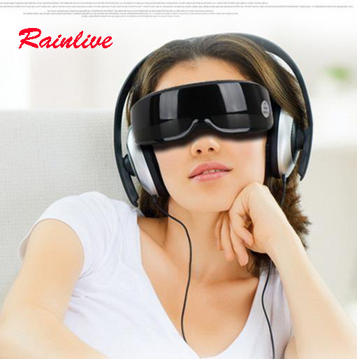 Eye massage glasses eye protection device Eye beauty care instrument Magnetic therapy massage help sleeping