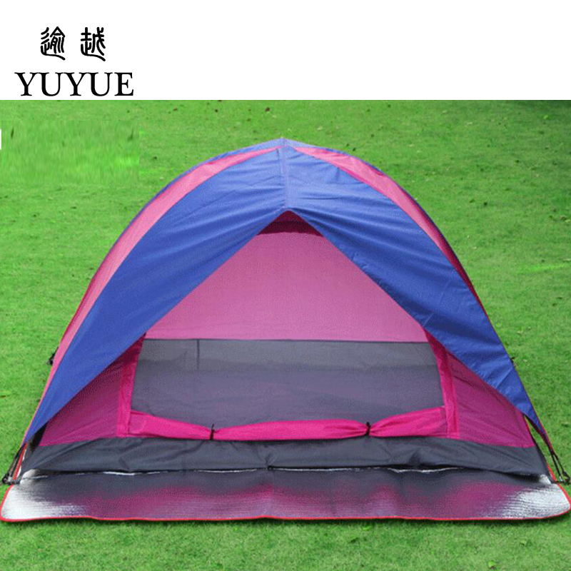 200*200cm Double-sided Aluminum Film Moistureproof Mat Tavel Mat For Tourist Camping Tent Beach Blanket Mat Camping Equipment  5