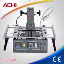 ACHI IR6500 паяльная станция IR 6500 BGA ремонтная станция Обновление от IR6000 IR9000