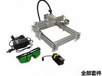 15W CNC Laser Engraving Marking Machine Wood Cutter Engraver 17*20cm DIY Kit Brand New