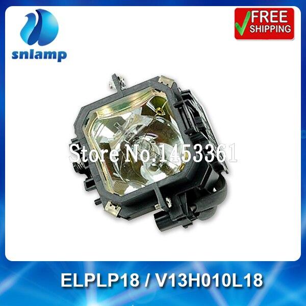 СОВМЕСТИМЫ проекционной лампа ELPLP18 для EMP720c EMP725 EMP730 EMP 530 EMP720. ..