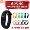 Original Xiaomi Mi Band 2 Miband Band2 Wristband Bracelet Smart Heart Rate Monitor Fitness Tracker Touchpad