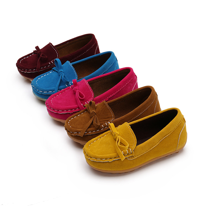 New Hot Fashion Kids Shoes Boys Girls Single Shoes Children's Casual Sneakers Flats Loafers Soft Breathable 2 10 Years|shoes children|kids shoes boys|fashion kids shoes - title=