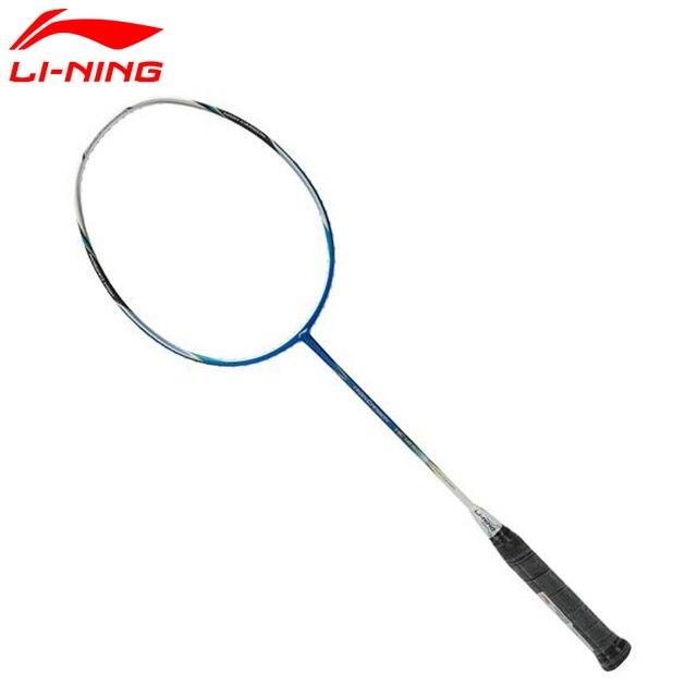 Li-Ning Professional Badminton Racket HC1250 Ball Control Type Carbon Moderate Single Racket  AYPK084 ZYD147