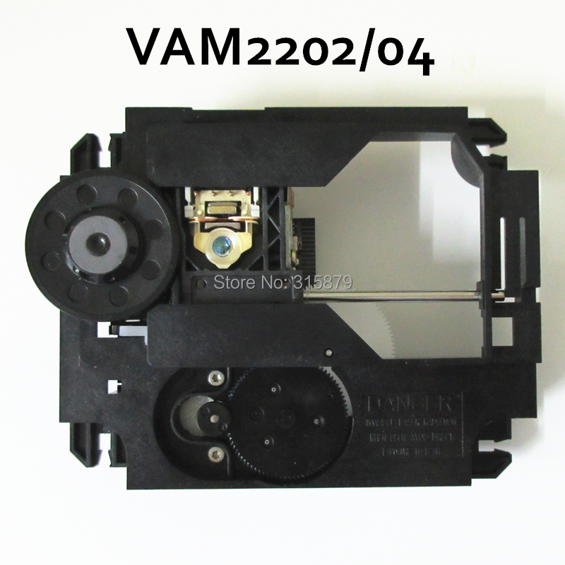 Original VAM2202/04 For Philips CD Optical Laser Pickup With Mechanism VAM2202 04 VAM-2202
