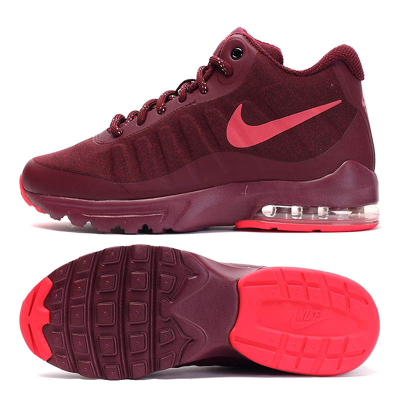 more photos 090bd 617e6 ... norway nike authentic winter air max invigor mid womens running shoes  sports sneakers female outdoor comfortable