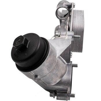 Kit De Joint De Filtre De Refroidisseur D'huile Moteur Pour Chevy Aveo Cruze Sonic Pontiac 93186324