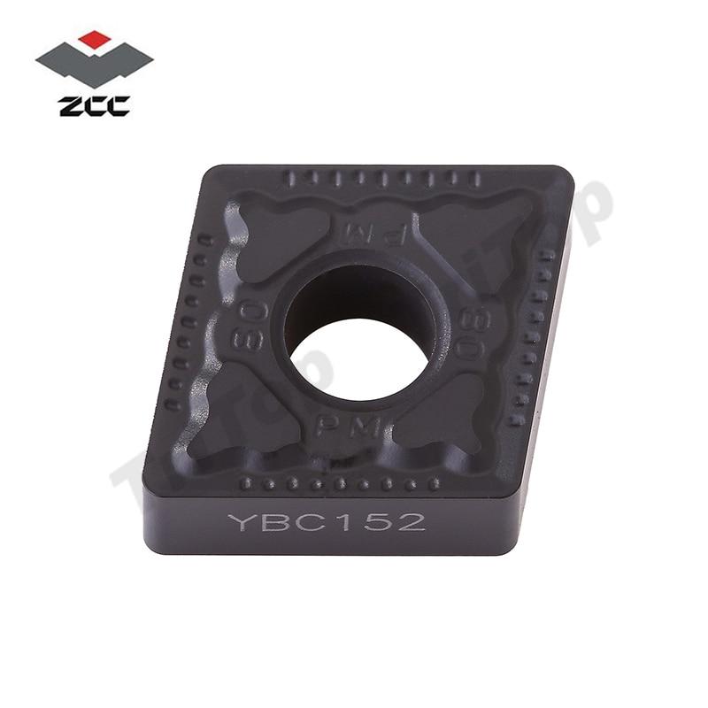 ZCC.CT YBC152 CNMG120408-PM per inserti di tornitura semifinitura in - Macchine utensili e accessori - Fotografia 3
