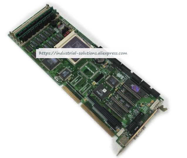 PCA-6148 Industrial Board with cpu& memory 100% tested perfect quality pca 6008vg industrial motherboard 100% tested perfect quality