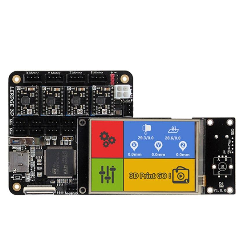 3D Imprimante Carte Contrôleur BRAS 32Bit Mainboard contrôle avec 3.5