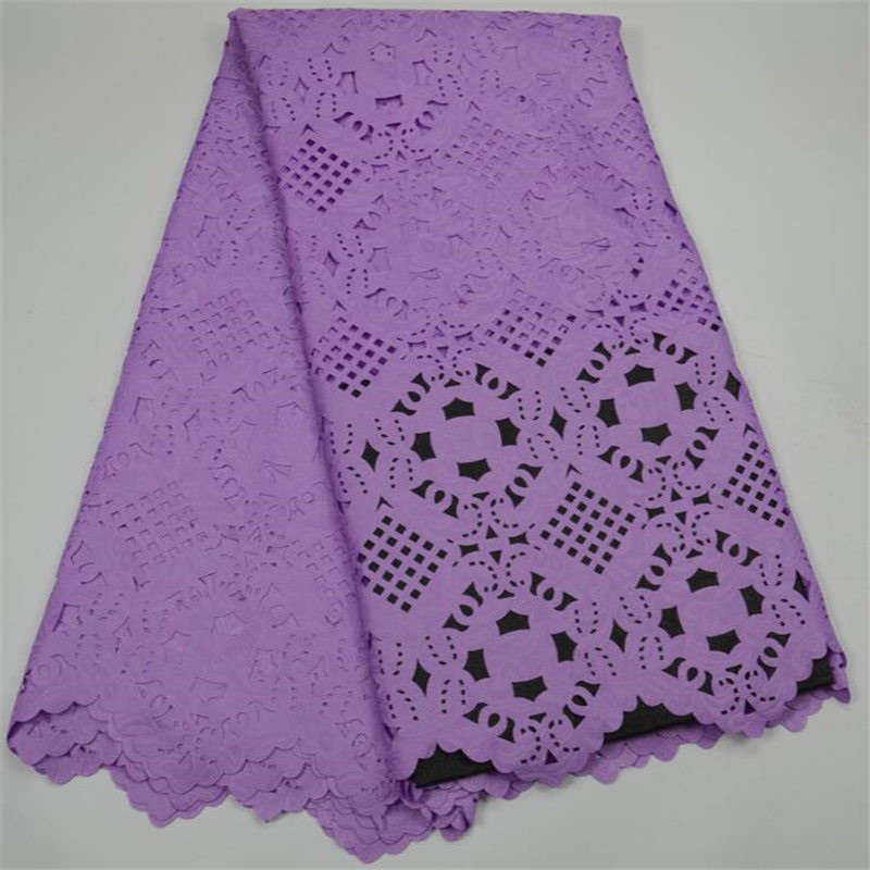 African Laser Cut Fabric For Wedding Dress Guipure Cord Lace Fabric For Making Clothes Party 30African Laser Cut Fabric For Wedding Dress Guipure Cord Lace Fabric For Making Clothes Party 30