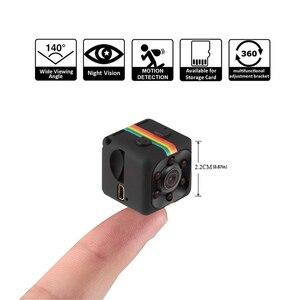Image 2 - FANGTUOSI sq11 Mini Camera HD 1080P Sensor Night Vision Camcorder Motion DVR Micro Camera Sport DV  Video small Camera cam SQ 11