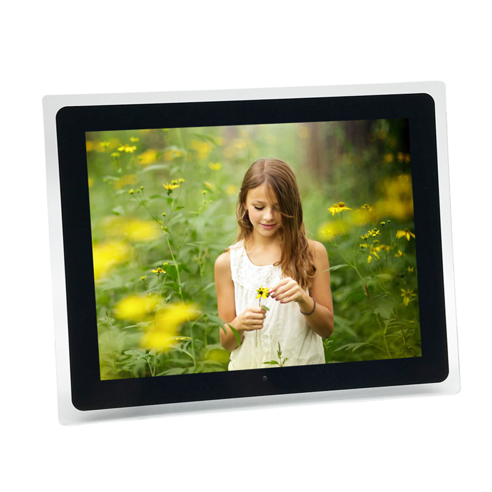 Lcd Multifunctional Digital Frame With Mp3 Mp4 Player Hongkong Post