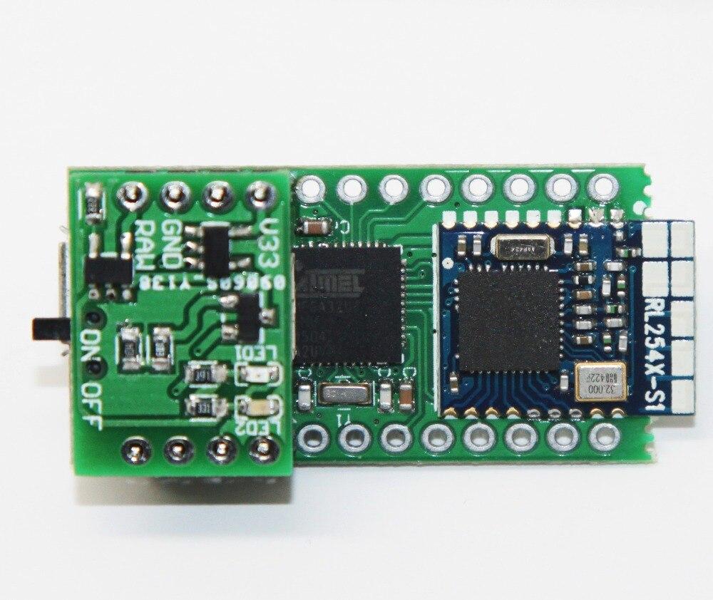 bilder für BlueDuino Rev2 Arduino Kompatibel Plus BLE mit Lipo ladegerät
