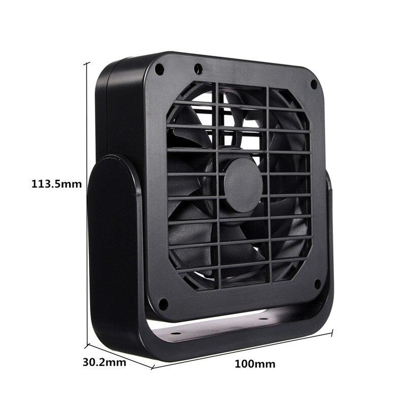 360 Degree Rotation Super Mute USB Mini Fan Desk Cooling Cooler Fan For Office Work Computer PC Laptop