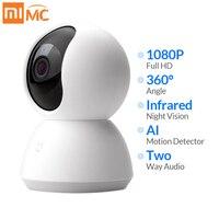 Xiaomi Mijia Mini IP Camera Wifi 1080P HD Infrared Night Vision 360 Degree Wireless Wi fi CCTV Webcam Smart Home Security Camera
